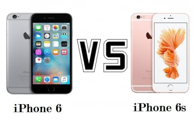 iphone 6 vs 6s should you upgrade