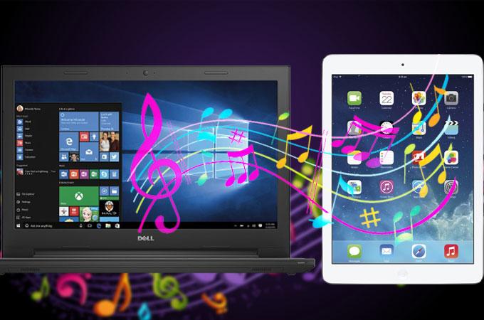 three ways to transfer music to ipad