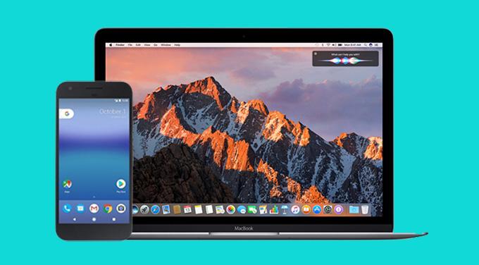 Beste Apps Zur Datenubertragung Zwischen Android Und Macos Sierra