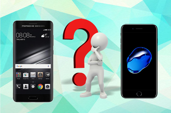 Huawei Mate 9 Vs Iphone 7 Which One You Should Buy