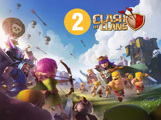 How to run two clash of clans on one device stopboris Images