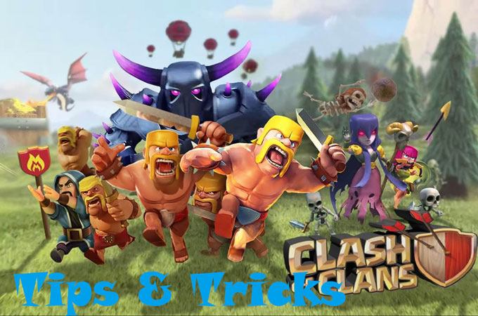 game cash of clans