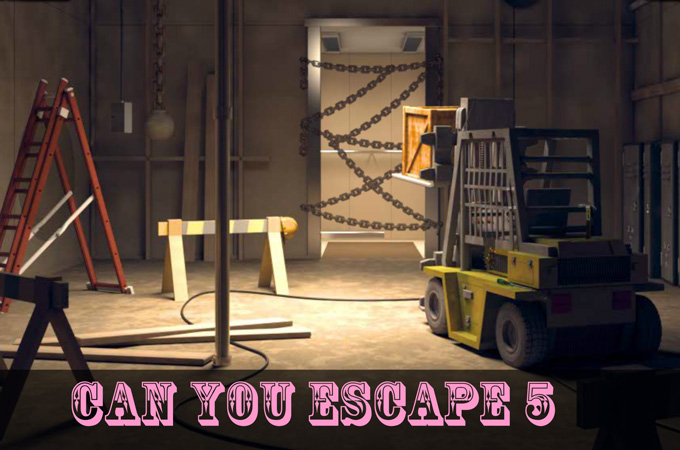 Can You Escape 5 Walkthroughs Level 6 8