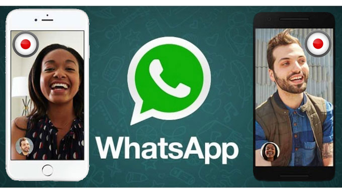 whatsapp video call android