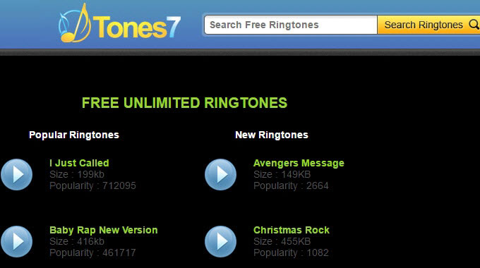5 Best Websites To Download Free Ringtones For Android