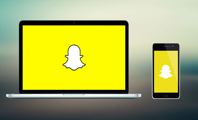 can you use snapchat on pc