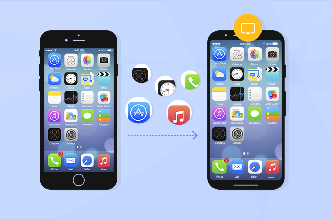 How to Mirror iOS Devices to Android Devices