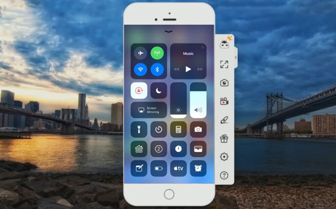 mirror iphone to pc How to Screen Mirror iOS 11 iPhone and iPad mirror iphone to pc