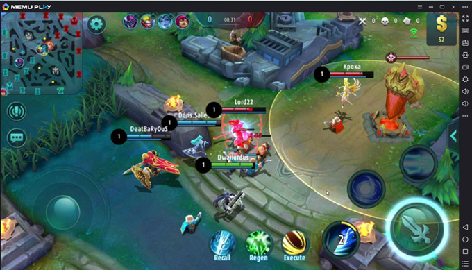 top 3 ways to play mobile legends on pc