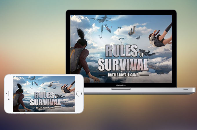 rules of survival game computer