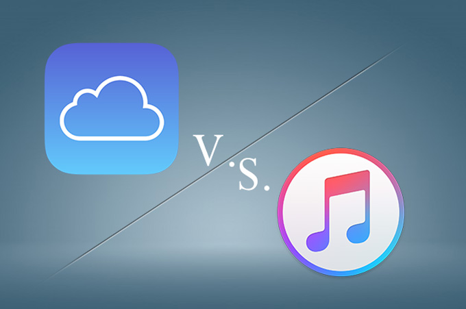 Icloud Backup Vs Itunes Backup Whats The Difference