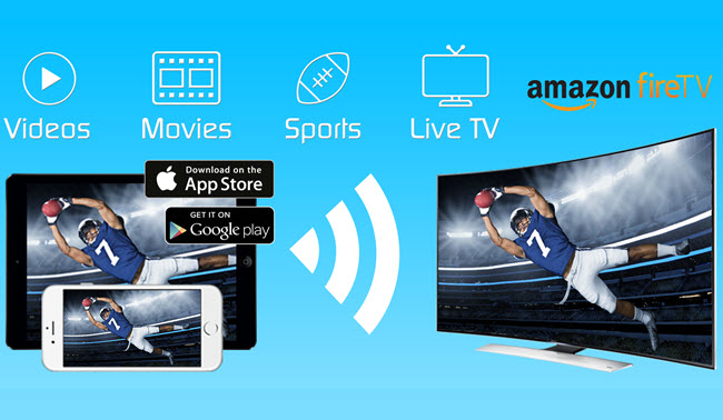 Video Tv Cast For Fire Tv