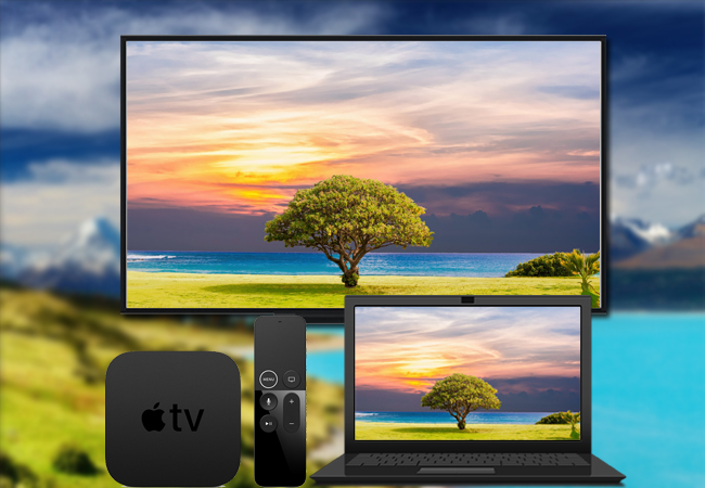 mirror windows to apple tv free