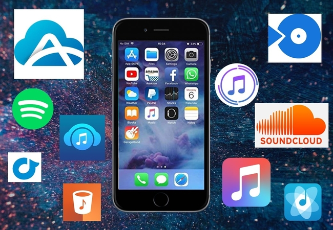 10 Best Music Apps For Iphone